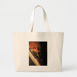 Slashed Large Tote Bag