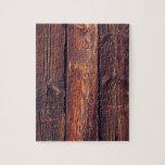 Slat Pattern Wood Planks Jigsaw Puzzle