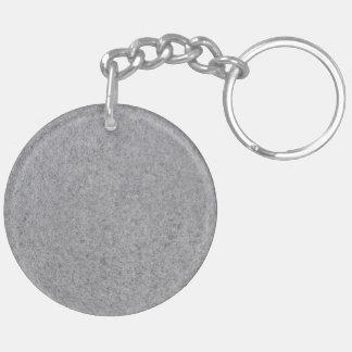 Slate background keychain