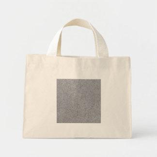 Slate background mini tote bag