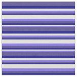 [ Thumbnail: Slate Blue, Light Cyan, Blue & Dark Slate Blue Fabric ]