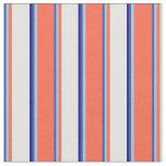 [ Thumbnail: Slate Blue, Light Sky Blue, Red, Light Cyan & Blue Fabric ]