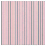 [ Thumbnail: Slate Gray and Pink Lined Pattern Fabric ]