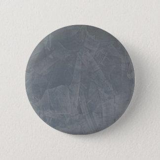Slate Grey Venetian Plaster Pinback Button