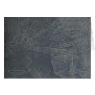 Slate Marble Card