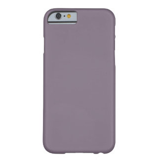 SLATE (solid light inky color) ~ Barely There iPhone 6 Case