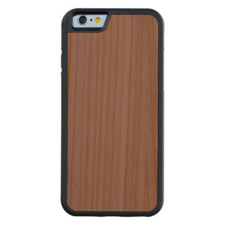 SLATE (solid light inky color) ~ Carved® Cherry iPhone 6 Bumper Case