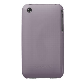 SLATE (solid light inky color) ~ Case-Mate iPhone 3 Cases