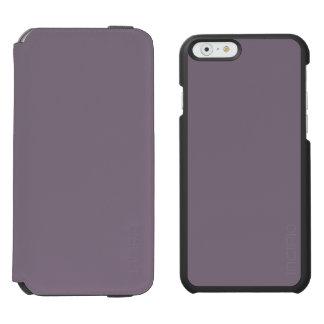 SLATE (solid light inky color) ~ Incipio Watson™ iPhone 6 Wallet Case