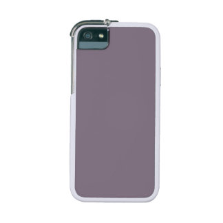 SLATE (solid light inky color) ~ iPhone 5/5S Cases
