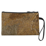 Slate Stone Background - Customized Template Blank Wristlet Clutches
