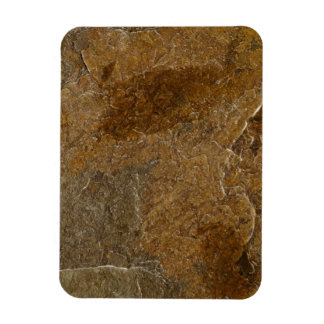 Slate Stone Background - Customized Template Blank Magnet
