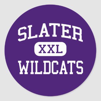 Slater - Wildcats - High School - Slater Missouri Stickers