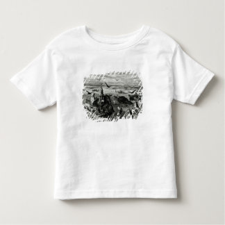Slaughter of Buffaloes on the Plains Shirt