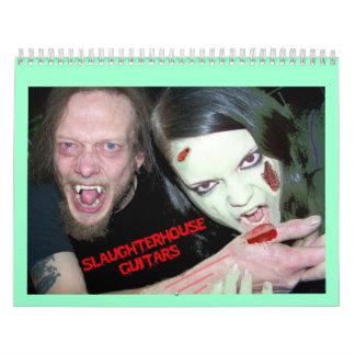slaughterhouse Calendar