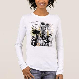 Slaughterhouse Five Vector Art Long Sleeve T-Shirt