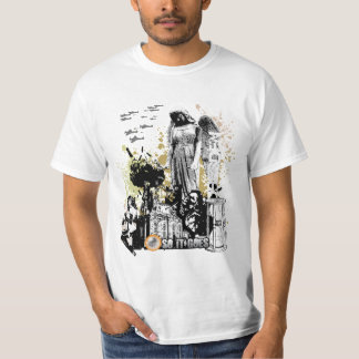 Slaughterhouse Five Vector Art T-Shirt