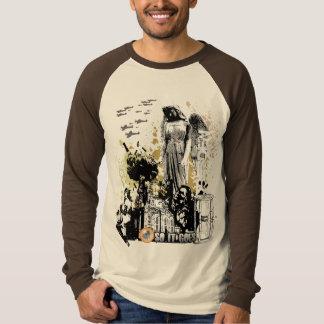 Slaughterhouse Five Vector Art Tee Shirt