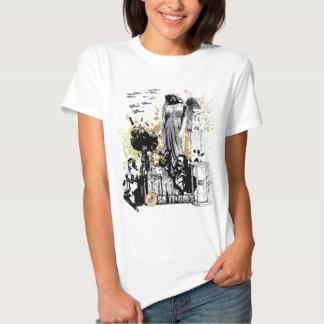 Slaughterhouse Five Vector Art Tshirt