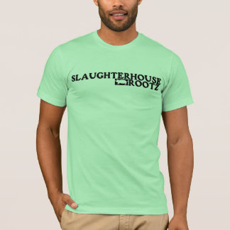 SlaughterHouse Rootz Pig American Apparel T-Shirt
