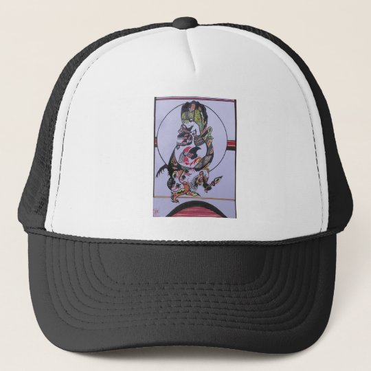 Slave And Master Trucker Hat