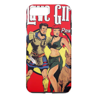 Slave Girl comics no.2 iPhone 8 Plus/7 Plus Case