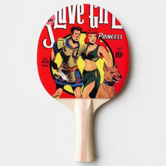 Slave Girl comics no.2 Ping Pong Paddle