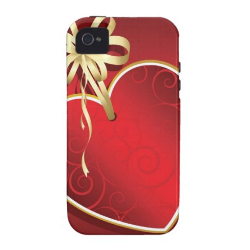 SLAVE HEART 2 VIBE iPhone 4 COVERS