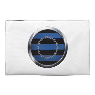 SLAVE PRIDE MEDALLION TRAVEL ACCESSORY BAGS