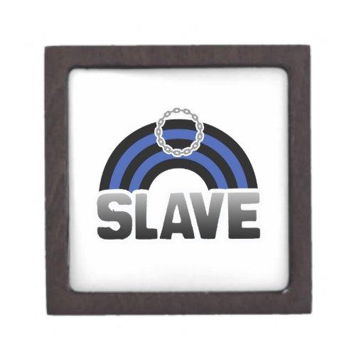 SLAVE RAINBOW PREMIUM JEWELRY BOXES