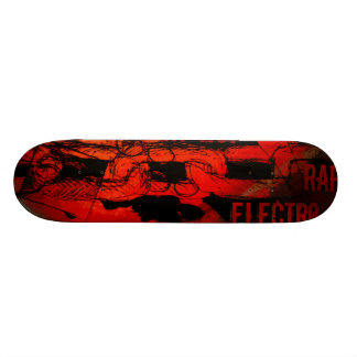 Slave to Rap Electro Skateboard