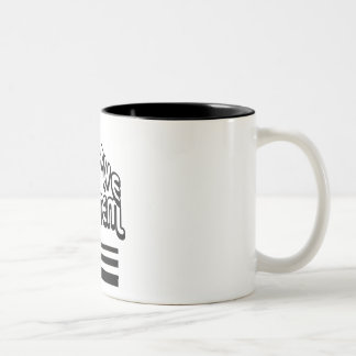 Slave to the System Two-Tone Mug