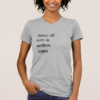slavery still exists in (2) T-Shirt