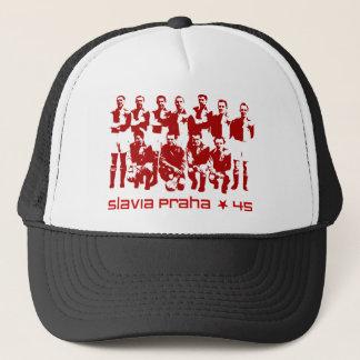 Slavia Praha Trucker Hat