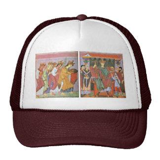 Slavinia Gallia And Germania Roma Pay Homage To Em Trucker Hat