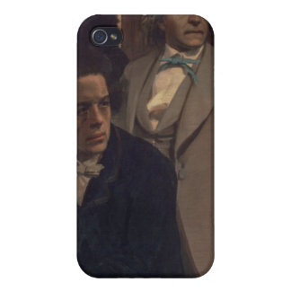 Slavonic Composers Cover For iPhone 4