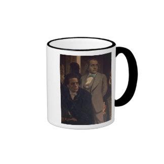 Slavonic Composers Ringer Coffee Mug