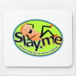 Slay.me Mousepad Tapetes De Ratones
