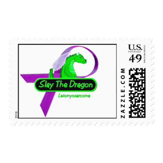 Slay The Dragon Postage