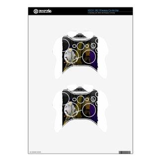 Slay Time Xbox 360 Controller Skin