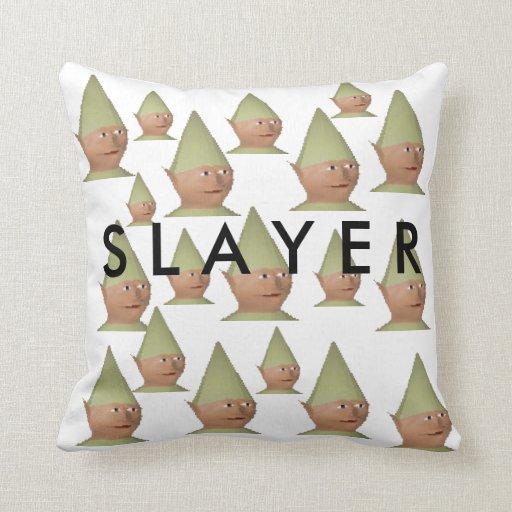 slayer meme pillow