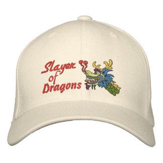 Slayer of Dragons Embroidered Baseball Cap