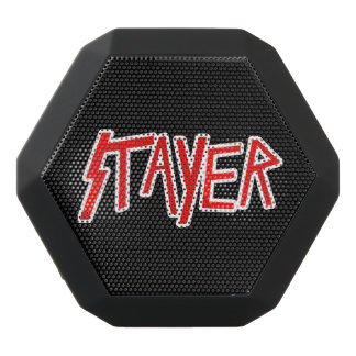 Slayer Typo Black Bluetooth Speaker