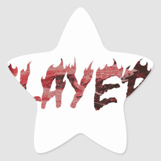 SLAYERR CRAIG XEN STAR STICKER