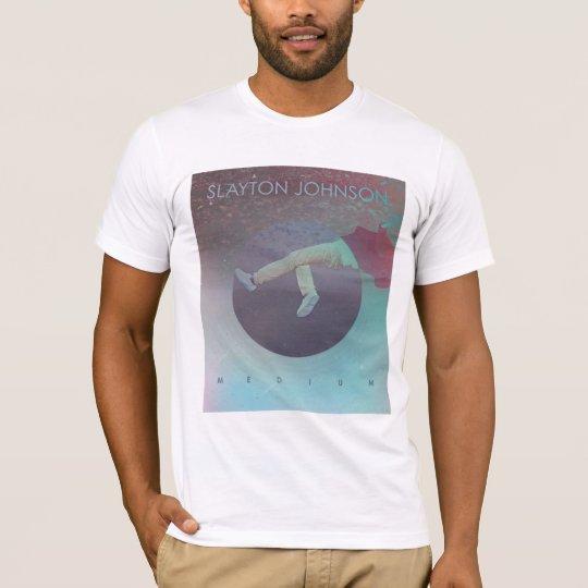 Slayton Johnson - Medium Album T-shirt