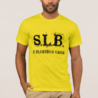 """""""SLB E Pluribus Unum"""" T-Shirt"""