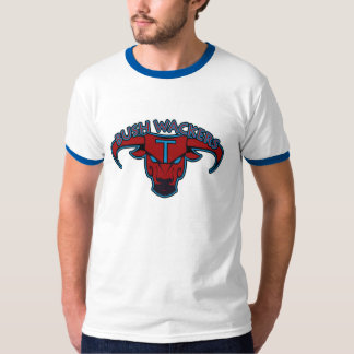 SLBBL 2013 League  Tee Bushwackers new design