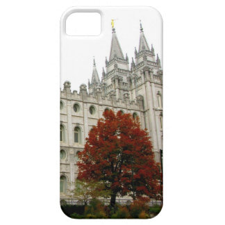 SLC LDS Temple Iphone Case iPhone 5 Cases