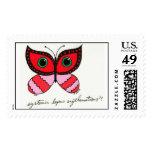 SLE stamp