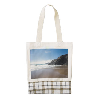 Slea Head, Dingle Penisula Zazzle HEART Tote Bag